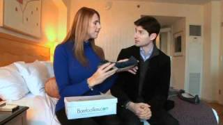 Amazon Eve and LXNY's Ben WORLDS TALLEST MODEL Interview