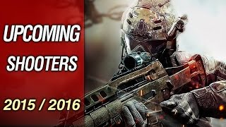 getlinkyoutube.com-Upcoming Shooters in 2015 / 2016 (10 Wild Action Rides!!!)