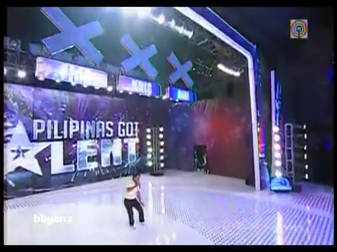 High Quality - Pilipinas Got Talent PGT 3 - Willy Cordovales