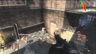 """getlinkyoutube.com-Black Ops Glitches : *NEW* Spots On """"Five"""" And """"Kino"""" + Table And Teleporter *AFTER PATCH*"""