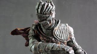 getlinkyoutube.com-Sculpting Dark souls 3 - Soul of Cinder Statue