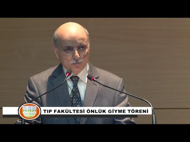 Karabük Üniversitesi Tıp Fakültesi Önlük Giyme Töreni