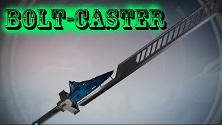 getlinkyoutube.com-Destiny - Bolt-Caster Exotic Arc Sword!