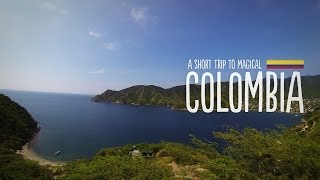 getlinkyoutube.com-COLOMBIA - Magical country