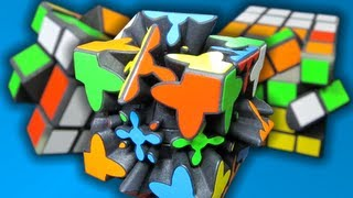 getlinkyoutube.com-Epic Oskar Puzzle Unboxing!!