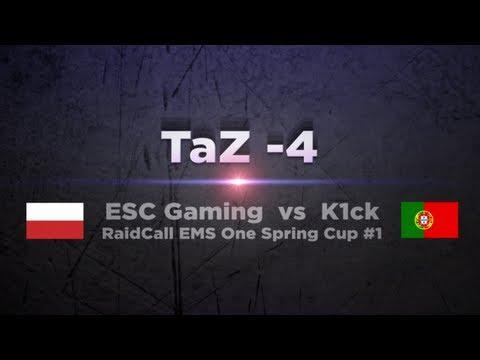 Хайлайт: TaZ против k1ck