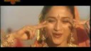 getlinkyoutube.com-Sanson ki mala pe - Madhuri Dixit dance - Koyla