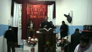 Presb Alexandre Brun Comg círculo de oração marchando para o céu