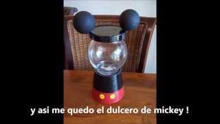 getlinkyoutube.com-Dulceros de mickey y minnie
