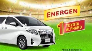 Iklan Energen Sarapan Super, Super Hadiah 15sec (2017)