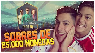 getlinkyoutube.com-FIFA 16 | PACK OPENING con MiniBuyer | ¡¡SOBRES DE 25.000!!