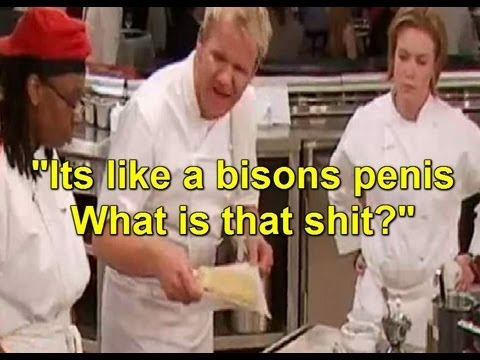 Hells Kitchen Seasons 6 + 7 Uncensored Extended Highlights  (GORDON RAMSAY HIGHLIGHTS)