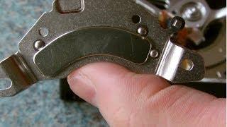 getlinkyoutube.com-Find Strong Magnets Inside Old Electronics
