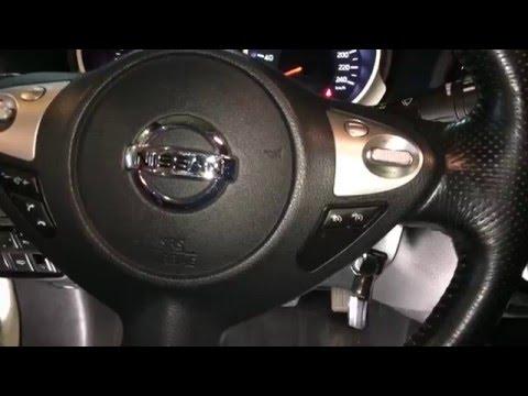 Скрип при повороте руля  Nissan