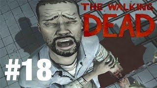 getlinkyoutube.com-WARNING: THIS IS SO GORY! | The Walking Dead #18