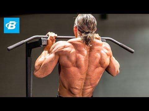 Built by Science - Anatomy, Biomechanics, & 6 Week Training Program - Back - @Bodybuildingcom