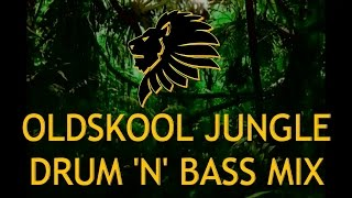 getlinkyoutube.com-Oldskool Jungle Drum n Bass Mix 92-97