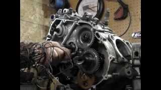 yamaha engine teardown part 2 youtube 09 raptor 350 2009 raptor 350 engine diagram #13