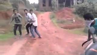 Bhojpuri  Superstar Dinesh Lal Yadav Shooting Video Leaked