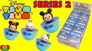 getlinkyoutube.com-Disney Tsum Tsums Roly Poly Series 2