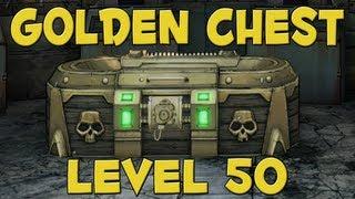 getlinkyoutube.com-BORDERLANDS 2: GOLDEN CHEST - LEVEL 50 (4 Keys)