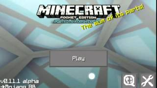 getlinkyoutube.com-MCPE 0.11.1 OFICIAL+SHADERS+TEXTURE PACKS