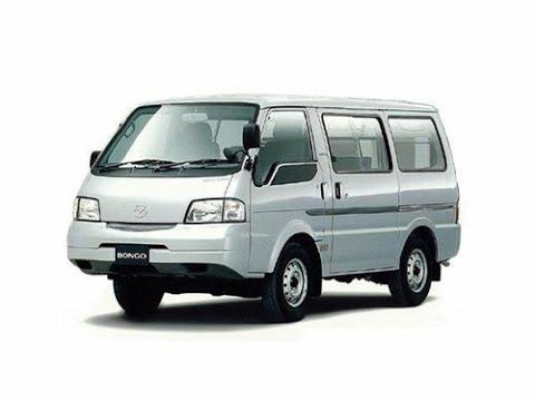 Бюджетные Японские автобусы Ниссан ванетте и Мазда Бонго