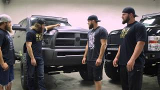 BUILT DIESEL 5: The Crew Gives You the Details