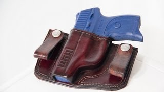 getlinkyoutube.com-Portland Custom Leather Holster