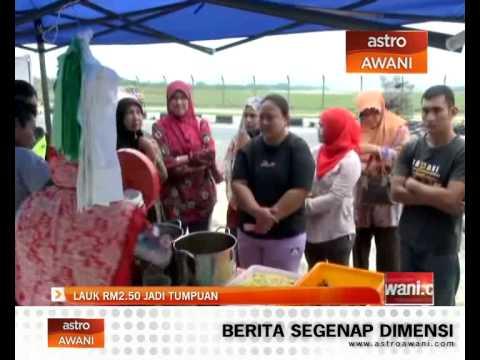Lauk RM2.50 jadi tumpuan