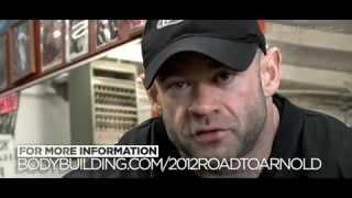 getlinkyoutube.com-2012 Road To The Arnold Branch Warren Shoulder Workout