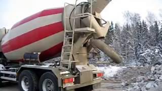 getlinkyoutube.com-Concrete mixer