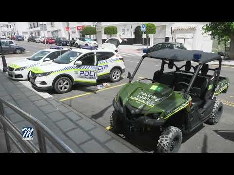 Nuevo equipamiento para la Policía Local