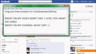 vocab level d answers