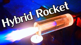 getlinkyoutube.com-Building a DIY Transparent Hybrid Rocket Engine - NightHawkInLight