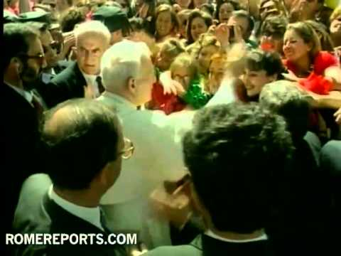 The life of John Paul II  His pontificate changed History