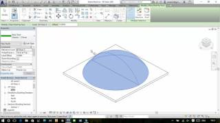 getlinkyoutube.com-Revit 2016 Create Dome Roof by face
