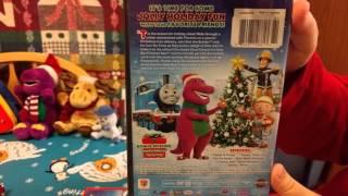 getlinkyoutube.com-Kiana's Hit Entertainment Christmas DVD Collection
