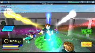 getlinkyoutube.com-Sonic Ultimate RPG Roblox: Hyper Sonic Incantation Easter Egg. (+ Description of what to say!)