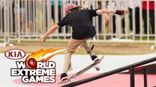 getlinkyoutube.com-KWEG 2014 Show 10: Skateboard Street (30 mins)