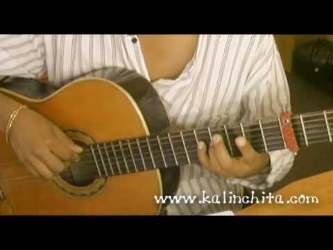 Cama y Mesa - Roberto Carlos - Como tocar en Guitarra acordes