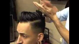 getlinkyoutube.com-Styling A Mens Undercut in 5 Minutes