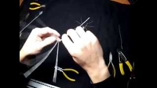 "getlinkyoutube.com-Tutorial "" Araña de alambre """