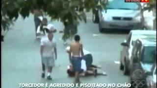 getlinkyoutube.com-Briga entre as torcidas organizadas de Palmeiras e São Paulo aps o classico