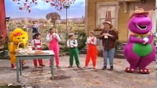getlinkyoutube.com-Barney y sus Amigos:  E-I-E-I-O (Season 4, Episode 20)