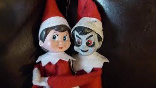 getlinkyoutube.com-An Elf on the Shelf Ghost Story!