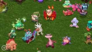 getlinkyoutube.com-My Singing Monsters: Dawn of Fire – All Monsters + WB's Song Version 1 [Full]