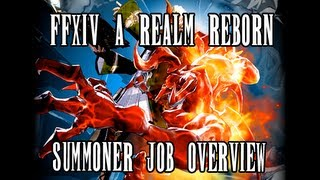FFXIV ARR: Summoner Job Guide (Patch 2.0)