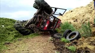 getlinkyoutube.com-Senáže 2016,Zetor 10145 nehoda (HD)