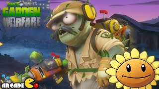 Plants Vs. Zombies Garden Warfare: Engineer All Abilities Unlocked